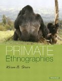 Primate Ethnographies   2014 edition cover