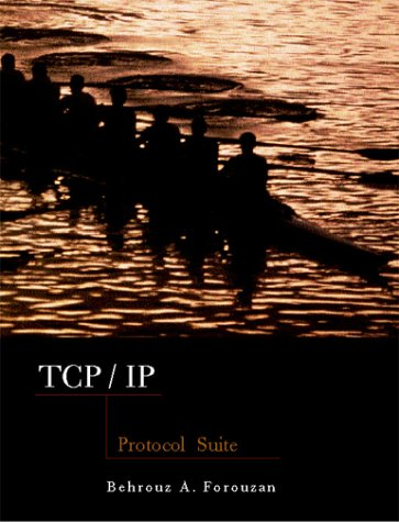 TCP/IP Protcols   2000 9780256241662 Front Cover