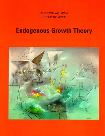Endogenous Growth Theory   1998 edition cover