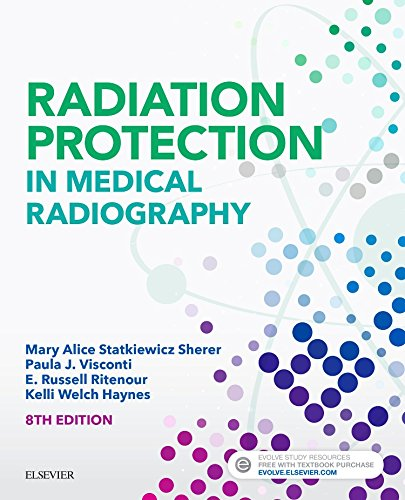 Radiation Protection in Medical Radiography: 8th 2017 9780323446662 Front Cover