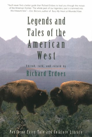 Legends and Tales of the American West   1998 edition cover