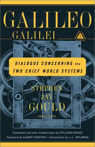 Dialogue Concerning the Two Chief World Systems   2001 edition cover