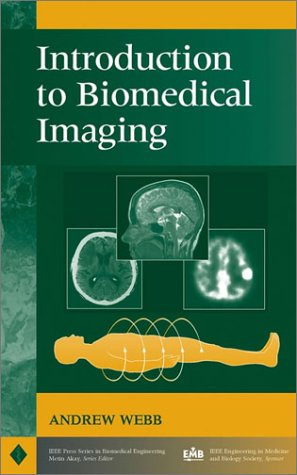 Introduction to Biomedical Imaging   2003 edition cover