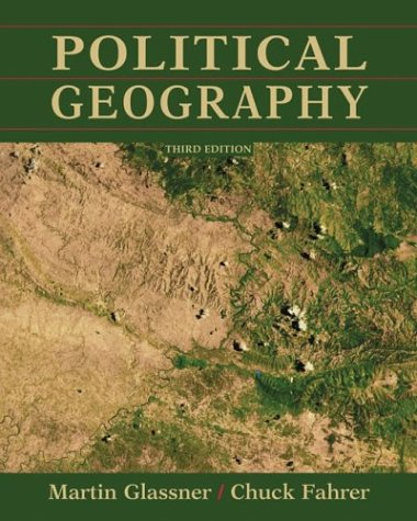Political Geography  3rd 2004 (Revised) edition cover