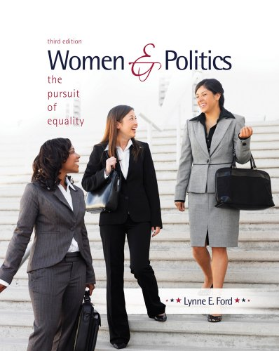 Women and Politics The Pursuit of Equality 3rd 2011 edition cover