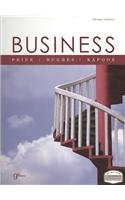Pride Business Library Edition with Your Guide to A Passkey for Package Ninth Edition 9th 2008 9780618889662 Front Cover