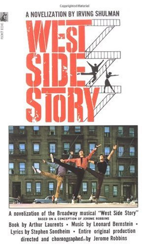 West Side Story   1990 edition cover