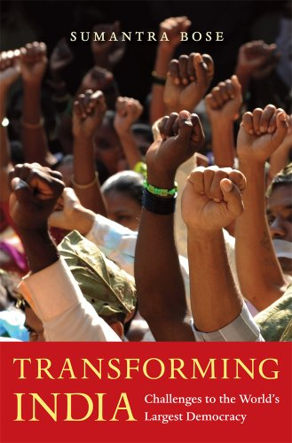Transforming India Challenges to the World's Largest Democracy  2013 edition cover