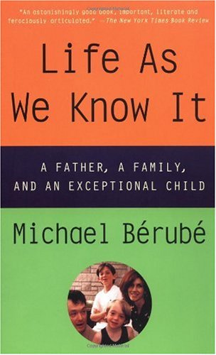 Life As We Know It A Father, a Family, and an Exceptional Child N/A edition cover