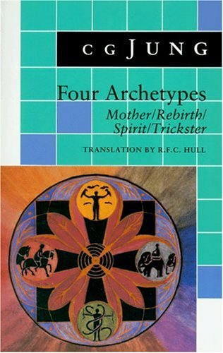 Four Archetypes   1971 edition cover