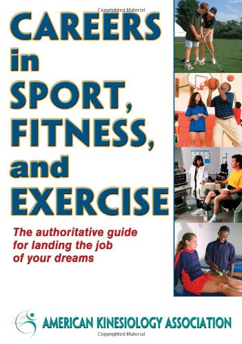 Careers in Sport, Fitness, and Exercise   2011 edition cover