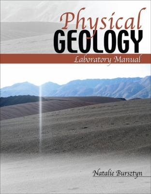 Physical Geology Laboratory Manual  Revised 9780757559662 Front Cover