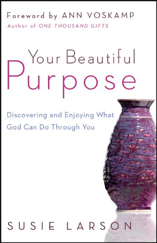 Your Beautiful Purpose Discovering and Enjoying What God Can Do Through You  2013 edition cover
