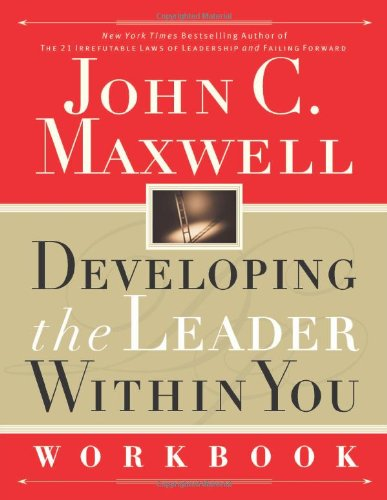Developing the Leader Within You  2nd 2000 edition cover