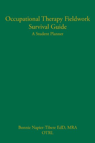 Occupational Therapy Fieldwork Survival Guide Strategies for Success  2004 edition cover
