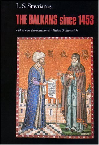 Balkans since 1453   2000 edition cover