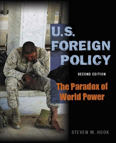 U. S. Foreign Policy The Paradox of World Power 2nd 2007 (Revised) edition cover