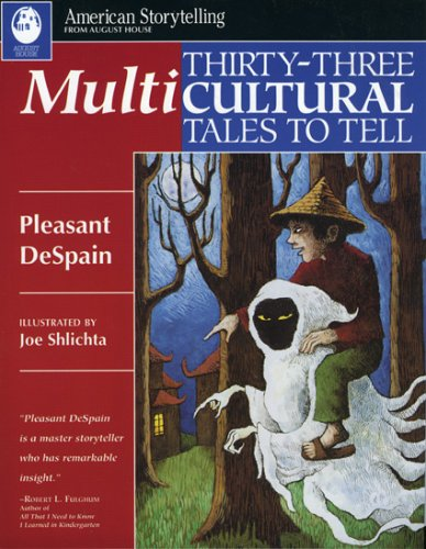 Thirty-Three Multicultural Tales to Tell  N/A 9780874832662 Front Cover