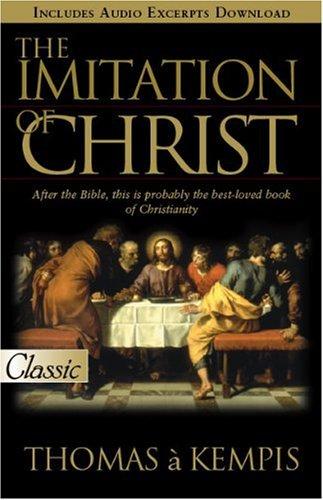 Imitatio Christi   1999 (Revised) edition cover