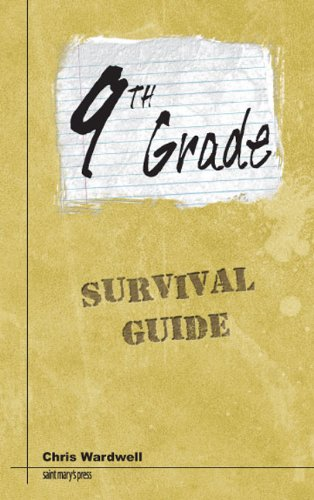 9th Grade Survival Guide   2007 9780884899662 Front Cover