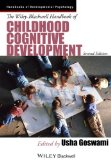 Childhood Cognitive Development  2nd 2013 edition cover