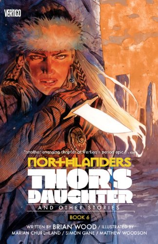 Thor's Daughter   2008 9781401233662 Front Cover