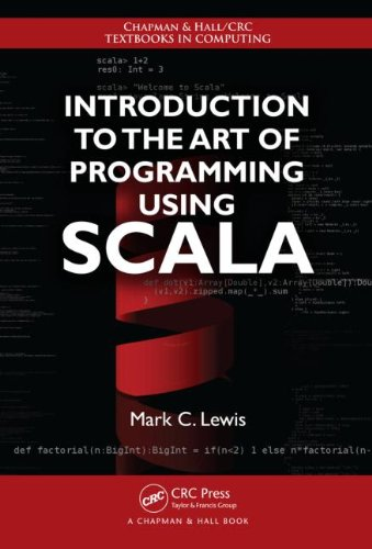 Introduction to the Art of Programming Using Scala   2012 edition cover