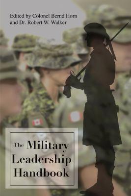 Military Leadership Handbook   2008 9781550027662 Front Cover
