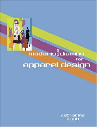 Modaris and Diamino for Apparel Design   2007 edition cover