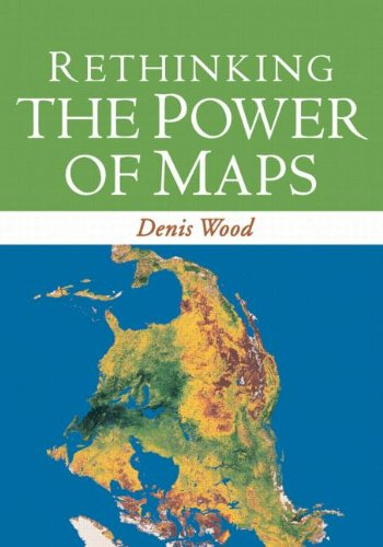 Rethinking the Power of Maps   2010 edition cover