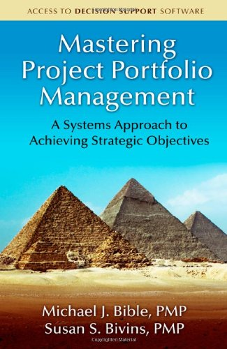 Mastering Project Portfolio Management   2011 9781604270662 Front Cover