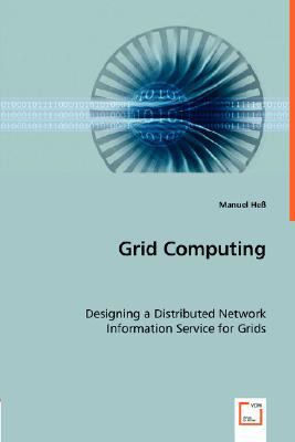 Grid Computing N/A 9783836488662 Front Cover