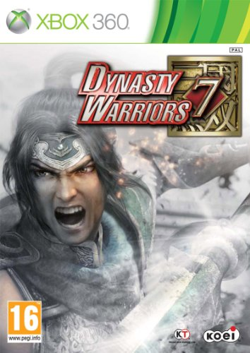 X360 dynasty warriors 7 (eu) Xbox 360 artwork