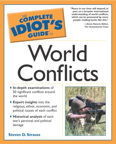 Complete Idiot's Guide to World Conflicts   2002 9780028643663 Front Cover