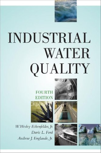 Industrial Water Quality  4th 2009 9780071548663 Front Cover