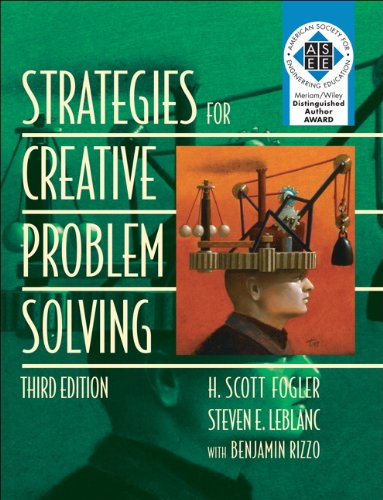 Strategies for Creative Problem Solving  3rd 2014 edition cover