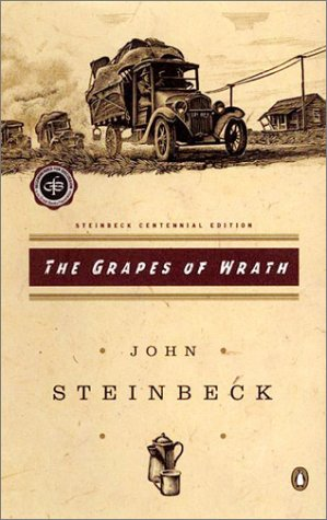 Grapes of Wrath   2002 edition cover