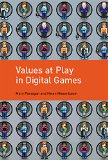Values at Play in Digital Games   2014 edition cover