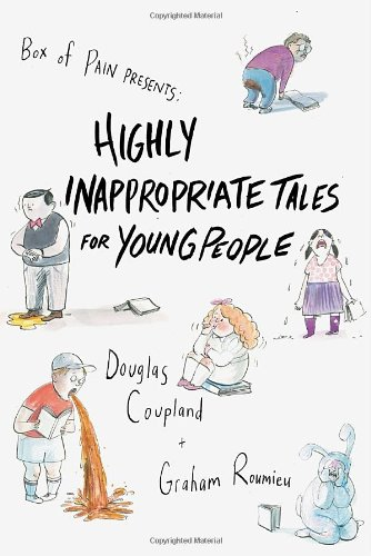 Highly Inappropriate Tales for Young People   2011 edition cover