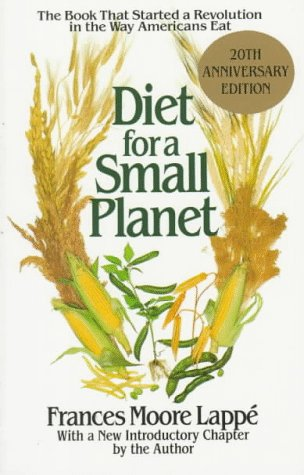 Diet for a Small Planet  20th (Anniversary) edition cover