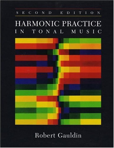 Harmonic Practice in Tonal Music  2nd 2004 edition cover