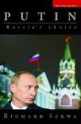 Putin Russia's Choice 2nd 2007 (Revised) edition cover