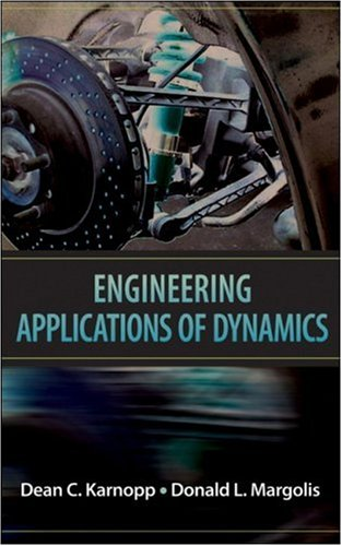 Engineering Applications of Dynamics   2008 edition cover