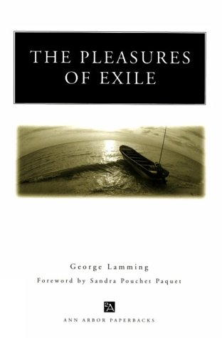 Pleasures of Exile   1992 (Reprint) edition cover