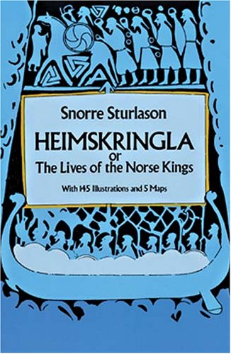 Heimskringla Or the Lives of the Norse Kings  1990 edition cover