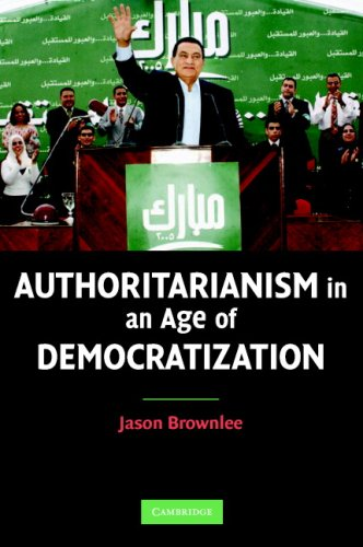 Authoritarianism in an Age of Democratization   2007 edition cover