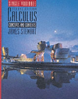 Single Variable Calculus Concepts and Contexts 2nd 2001 9780534434663 Front Cover