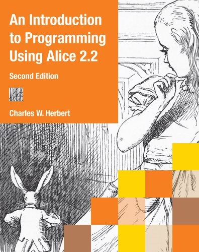 Introduction to Programming Using Alice 2. 2  2nd 2011 edition cover