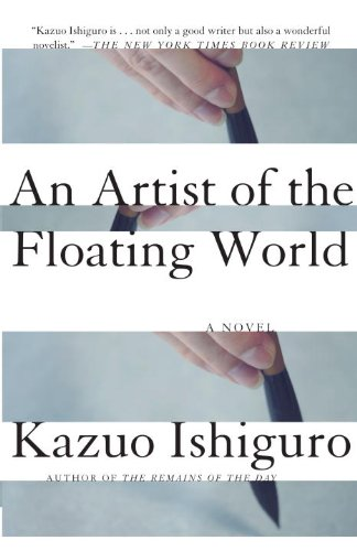Artist of the Floating World  N/A edition cover