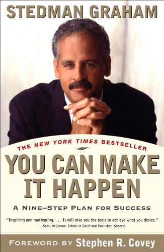 You Can Make It Happen A Nine-Step Plan for Success  1998 9780684838663 Front Cover